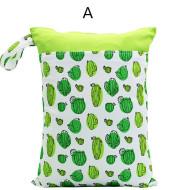 Baby Waterproof And Reusable Diaper Storage Bag