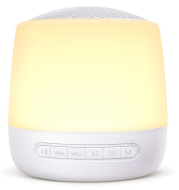 White Noise, Non-Circulating Speakers, To Help Calm The Nerves And Sleep, Touch Colorful Lights