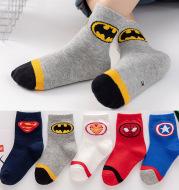 New Cotton Socks, Tube Socks, Children'S Socks, Boys And Girls, Big Children'S Socks