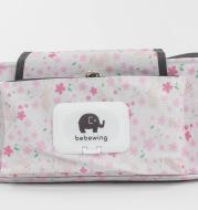Korea Outing Traveling Shopping Baby Stroller Hanging Bag Baby Bottle Diaper Mummy Storage Bag