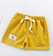 Small And Medium-sized Children's Baby Cotton Thin Sports Pants