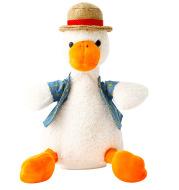 Plush Toy Ragdoll Repeating Duck Doll