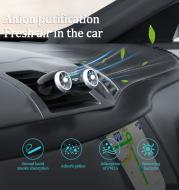 Car Negative Ion Air Purifier Car Interior Supplies