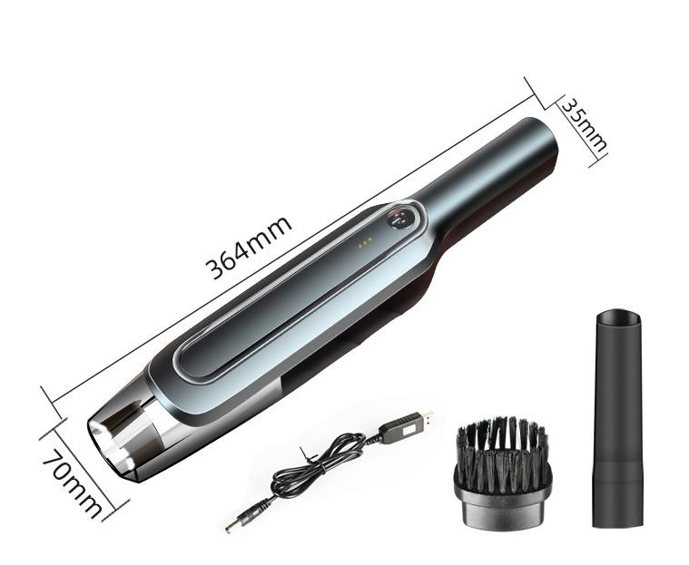 Best Handheld Cordless Mini Vacuum For Pet Hair - On SALE | PETZARUS