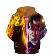 Spring And Autumn Children'S 3D Printed Riman Hoodie