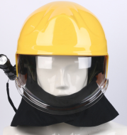European Style Fire Helmet For Forest Fire Rescue And Rescue Protection