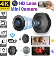 1080P HD Mini Camera APP Remote Control Monitor Home Security DV Kamera IP Camera IR Night Magnetic Wireless Camera