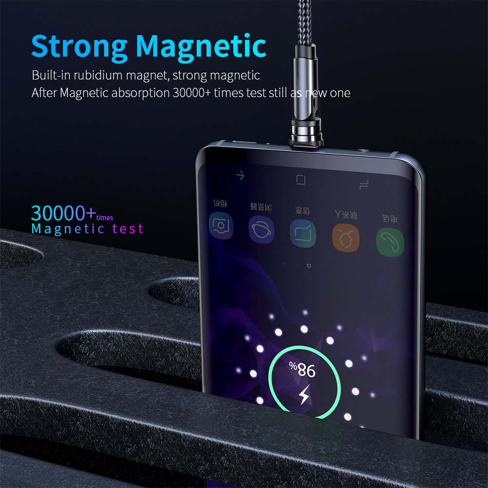 Free Rotating Wire charger