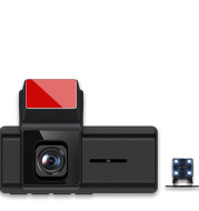 Hidden Driving Recorder Front And Rear Dual Lenses