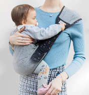 Simple And Simple Baby Portable One-Shoulder Sling
