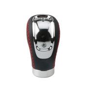 Modified Pu Rod Wave Club Head Handball Leather Gear Head 3 Gear Surface Automobile Gear Shift Head