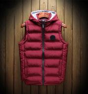 Men'S Plus Size Waistcoat Thick Cotton Vest Plus Cotton Vest Loose Men'S Winter Jacket
