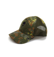 Skull Baseball Cap Field Combat Cap Jungle Camouflage Baseball Cap Velcro Cap Tactical Cap