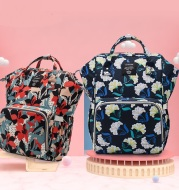 Fashionable Large-Capacity Lightweight Multifunctional Mother And Baby Bag