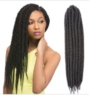 Ladies  Dirty Braid Wig