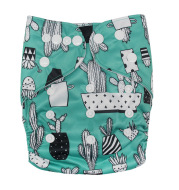 New Baby Washable Diaper Pants Pocket