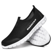Net Shoes Men'S Shoes Breathable Shoes Single Shoes Mesh Shoes Men'S Sports Casual Shoes Korean Couple Large Size Sneakers