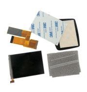 Lcd Screen Game Console Highlight Screen Repair Parts