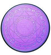 Magic Circle Design chargeur Sans Fil Qi 10W, Tapis De Chargement Pour