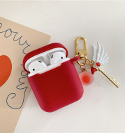 The Protective Cover Is Suitable For The Cute AirPods Pro Bluetooth Headset Silicone Case Cover