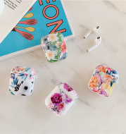 Small Flower Earphone Anti-Drop Protective Cover