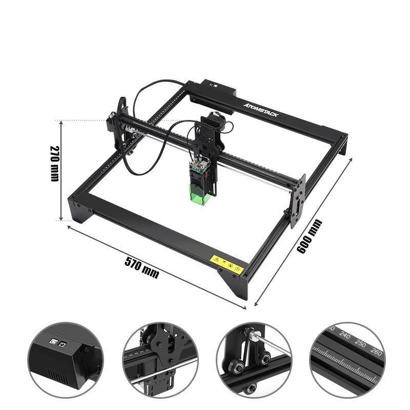ATOMSTACK A5 Laser Engraver