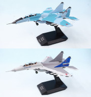 Russian Air Force Mig-35 Mig 35 Fighter Alloy Finished Model Pendants