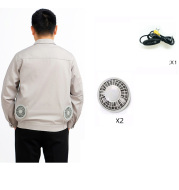Cooling Air-Conditioning Suit With Fan