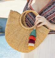 Tassel Bag Pendant European And American Retro Style Tassel Pendant Jewelry