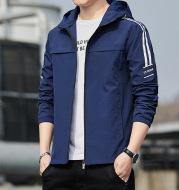 Thin And Breathable Men's Sun Protection Jacket