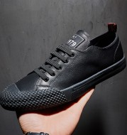 European And American Trend Summer Breathable White Shoes For Men