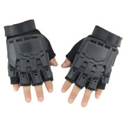 Tactical Gloves Men's Combat Paintball Training Climbing Half Finger Gloves Men Outdoor