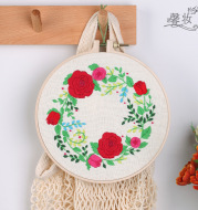 Cloth Embroidery Material Package Thread Embroidery