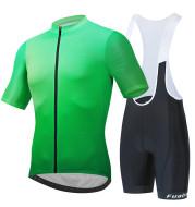 Summer Short Sleeve Ride Strap Set Breathable Mountain Bike Ride Equipment