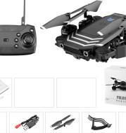 Quadrocopter Toy Remote Control Plane