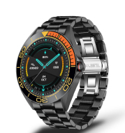 Pedometer Heart Rate Health Monitoring Waterproof Watch