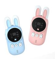 Rabbit Children's Walkie-Talkie Handheld Wireless Call