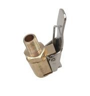 Adapter Clamp Connector Pump-Valve Truck Air-Pump Brass Car 8mm Clip-Clip
