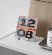 Date Personalized Custom Aromatherapy Card Niche Square Home Decoration