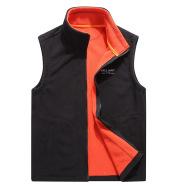 Fashionable Casual Fleece Vest Man