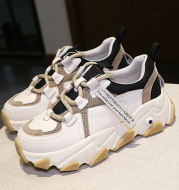 Spring New Daddy Women's Shoes