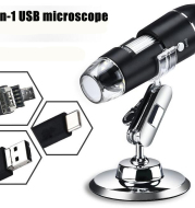 Customized the New 1000 Times Portable High-definition Digital Microscope Magnifier
