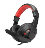 Wired Headset Stereo Gaming Headphone For Music