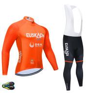 Men'S Long-Sleeved Cycling Wear, Mountain Bike Suit