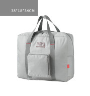 Travel Bag Luggage Storage Bag Foldable Large Capacity Men And Women Canvas Luggage Bag Trolley Bag Travel Bag Ready-To-Produce Bag