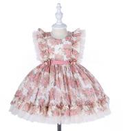 Girls Princess Dress Host Flower Girl