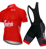 New Cycling Suit Short Sleeve Men'S Top Road Bike Breathable