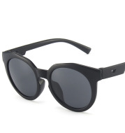 Frosted Frame Korean Children Sunglasses Colorful Reflective Mercury Anti-Uv Sunglasses