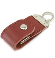 Creative Metallic Leather Usb Flash Drive 4Gb 8Gb 16Gb 32Gb 64Gb 128Gb Memory Media U Disk Hot Sale