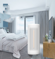 New Cross-Border Smart Purifier For Indoor Smoke And Dust Removal